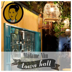 The Galeries Madame Nhu